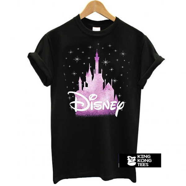 Disney Castle Tee t shirt