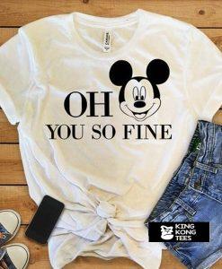 Disney Fine t shirt
