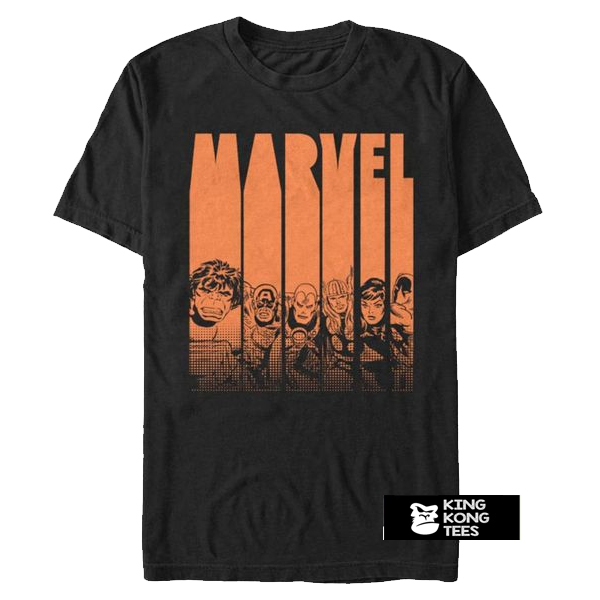 Marvel Avengers Candy t shirt