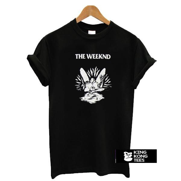 The Weeknd Deadhead t shirt