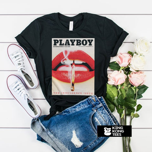 PLAYBOY Plein Lips t shirt