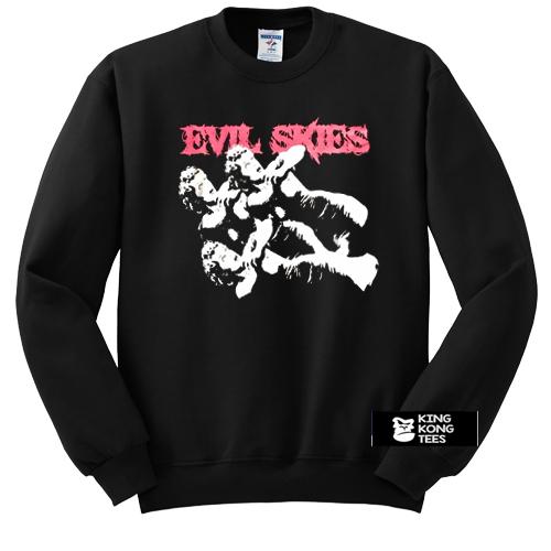 Evil Skies sweatshirt