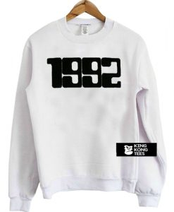 1992 Ab fab Absolutely fabulous sweatshirt