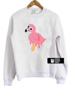 Albert Flamingo Melting Pop - Mrflimflam sweatshirt