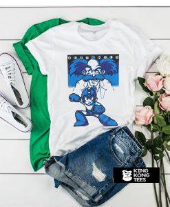 Megaman Bert Wily t shirt