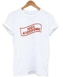 100% Africosmic T-shirt