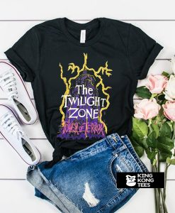 Twilight Zone Tower of Terror t shirt