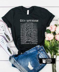 guy division tshirt
